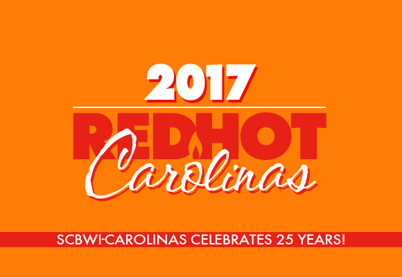 SCBWI-Carolinas celebrates its 25th anniversary in 2017!